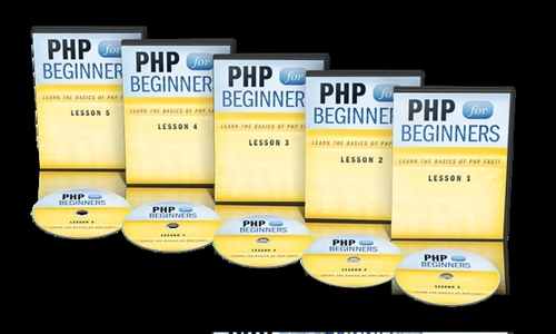 Product picture Beginners Guide to PHP and MySQL Instruction Video website
